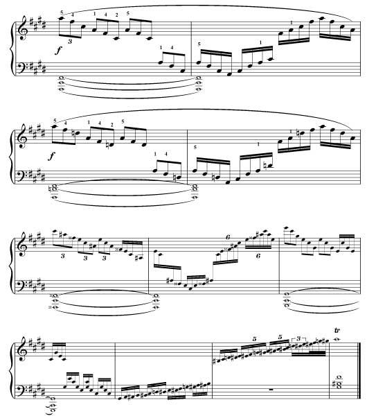 手掌心钢琴简谱